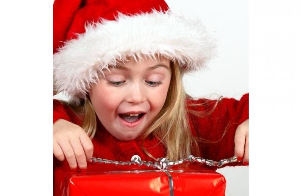 Лучший подарок для детей на новый год